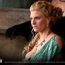 Una scena della serie Spartacus: Blood and Sand