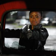Justified: Erica N. Tazel è Rachel Dupree nella premiere Fire in the Hole