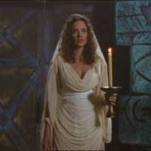 Kate Hodge in Death in chains, episodio di Xena.