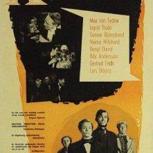 Locandina del film Il volto ( 1958 )