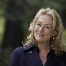 Meryl Streep in un'immagine della commedia E' complicato