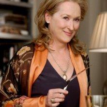 Meryl Streep in un'immagine tratta dal film E' complicato