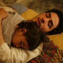 Tahar Rahim in un'immagine delicata tratta dal film Il profeta
