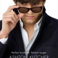 Character poster per il film Killers - Ashton Kutcher