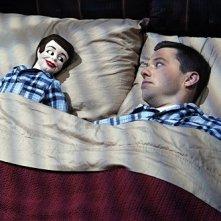 Due uomini e mezzo: Jon Cryer nell'episodio Good Morning, Mrs. Butterworth