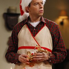 Jon Cryer nell'episodio Warning, It's Dirty di Due uomini e mezzo