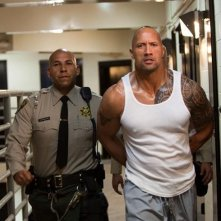 La prima immagine di Dwayne Johnson in Faster