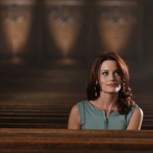 Laura Leighton nell'episodio San Vicente di Melrose Place