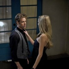 Melrose Place: Melissa Ordway e Shaun Sipos nell'episodio Mulholland