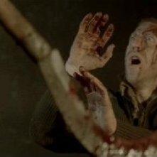 Ottaviano Blitch in un'immagine dell'horror italiano Shadow