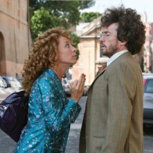 Carlotta Natoli e Alessio Boni in Tutti pazzi per amore 2