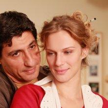 Emilio Solfrizzi e Antonia Liskova, protagonisti di Tutti pazzi per amore 2
