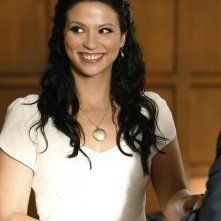 La sposa (Navi Rawat) in un'immagine dell'episodio Cause and Effect di Numb3rs