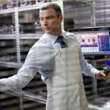 Liev Schreiber in un'immagine del film Repo Men