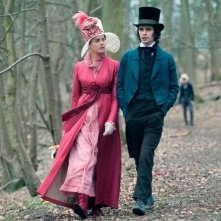Abbie Cornish e Ben Whishaw in un'immagine di Bright Star