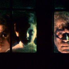 Boris Karloff con Rika Dialina in una scena del film I tre volti della paura