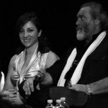 Conferenza stampa di Happy Family: Abatantuono e Carla Signoris (foto di Marilù Paguni)
