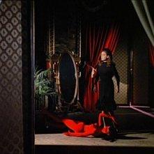 Eva Bartok in una scena del film Sei donne per l\'assassino (1964)