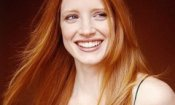 Jessica Chastain in The Fields