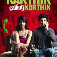 La locandina di Karthik Calling Karthik