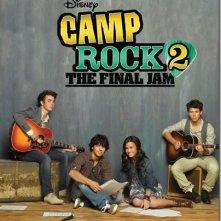 Locandina di Camp Rock 2