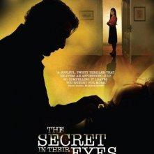 Poster USA per il premio Oscar El secreto de sus ojos