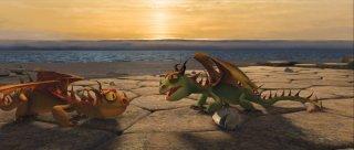 Un'immagine dei 'pericolosissimi' draghetti di Dragon Trainer