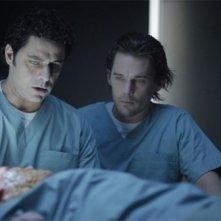 Un'immagine di Ethan Hawke dal film Daybreakers