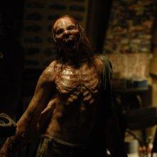 Un'immagine terribilmente mostruosa dal film Daybreakers