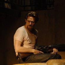 Willem Dafoe in una scena del film Daybreakers
