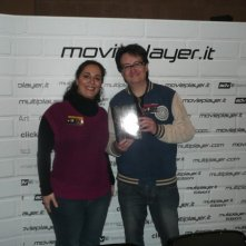 Fantasy Horror Award 2010: Claudio Simonetti fa visita allo stand di Movieplayer.it