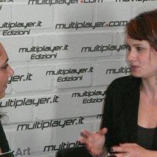Fantasy Horror Award 2010: l'attrice Kristina Klebe intervistata da Luciana Morelli per Movieplayer