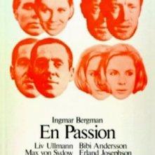 La locandina di Passione