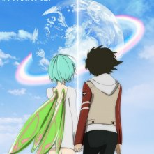 La locandina di Eureka Seven - Good Night, Sleep Tight, Young Lovers