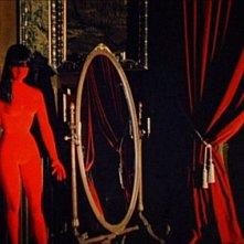 Una veduta dell\'interno dell\'atelier del thriller Sei donne per l\'assassino