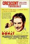 Locandina del film Il fantasma galante (1935)