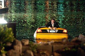 Phil (Steve Carell) in una sequenza del film Notte folle a Manhattan