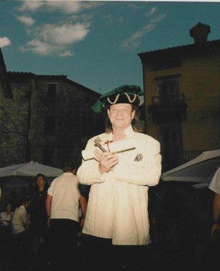 Umbria Film Festival 1998, premiato Terry Gilliam