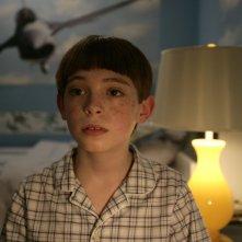 Il piccolo Dylan Riley Snyder in una scena del film Perdona e dimentica
