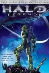La locandina di Halo Legends
