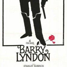 Locandina del film Barry Lyndon del 1975
