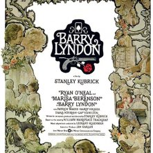 Locandina del film Barry Lyndon (1975)