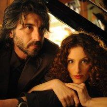 Luca Lionello e Simona Borioni in una scena del film Le ultime 56 ore