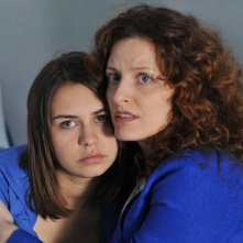 Nicole Murgia e Simona Borioni in una scena de Le ultime 56 ore
