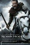 Nuova locandina italiana per Robin Hood di Ridley Scott