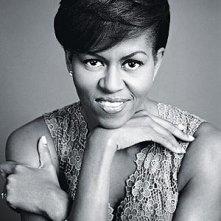 Una foto di Michelle Obama