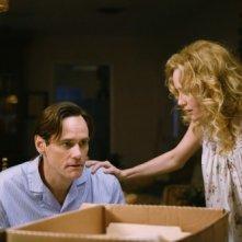 Jim Carrey e Leslie Mann in una sequenza del film I Love You Phillip Morris