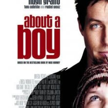 Locandina originale del film About a Boy.