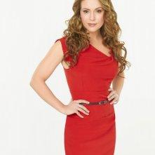 Alyssa Milano è Rebecca Thomas in Romantically Challenged