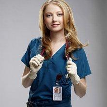 Elisabeth Harnois è la dottoressa Serena Warren nella serie Miami Medical